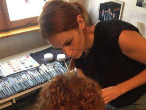 Giada Russo Make Up