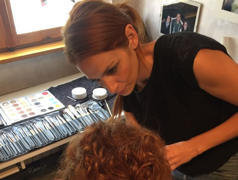 Giada Russo Make Up