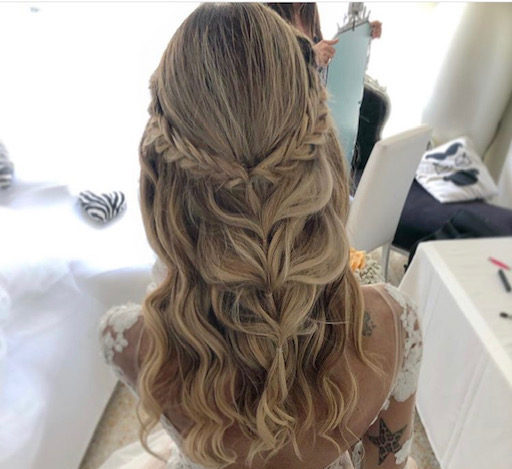 Sasalon Hair Style